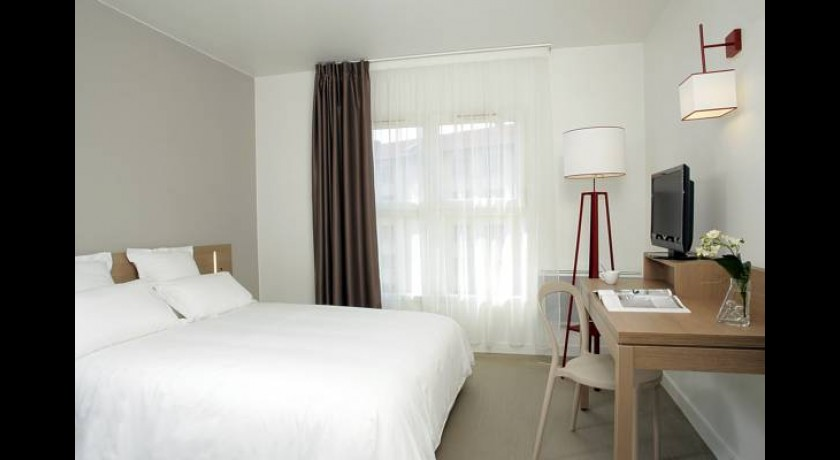 Hotel Appart'city Cap Affaires Lyon Part Dieu