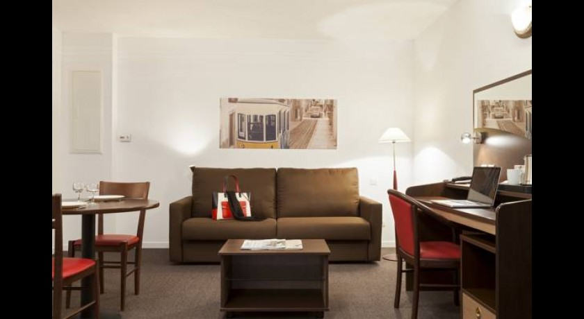 Hotel Appart'city Le Port Marly  Le Port-marly