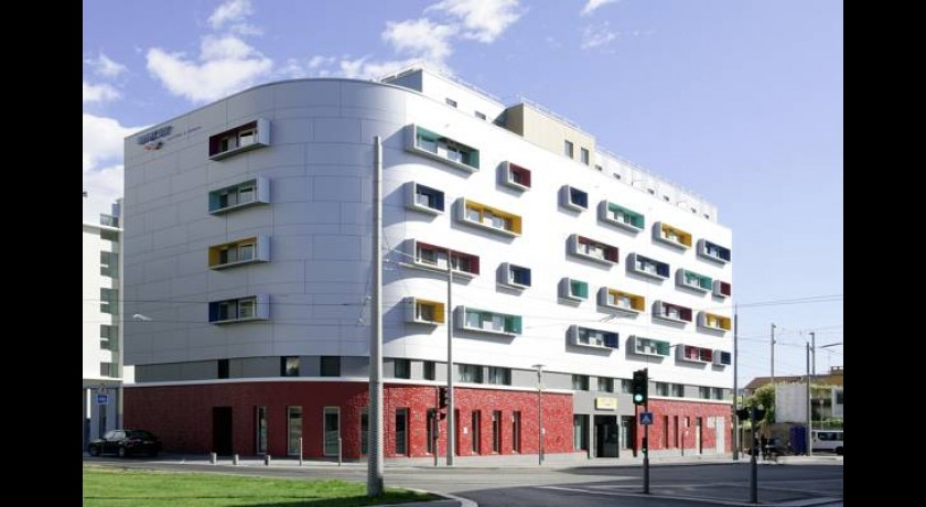 Hotel appart 39 city nice for Apart city hotel