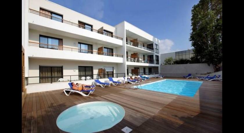 Appart Hotel La Rochelle Les Minimes
