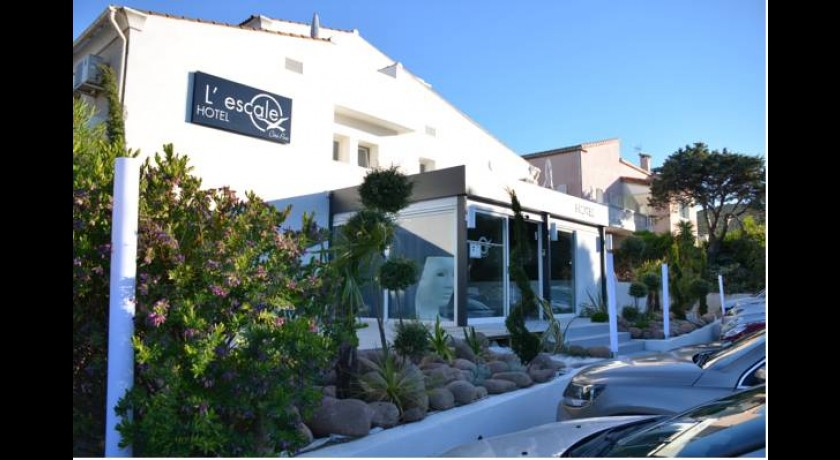Hotel l 39 isula rossa ile rousse for Appart hotel france sud