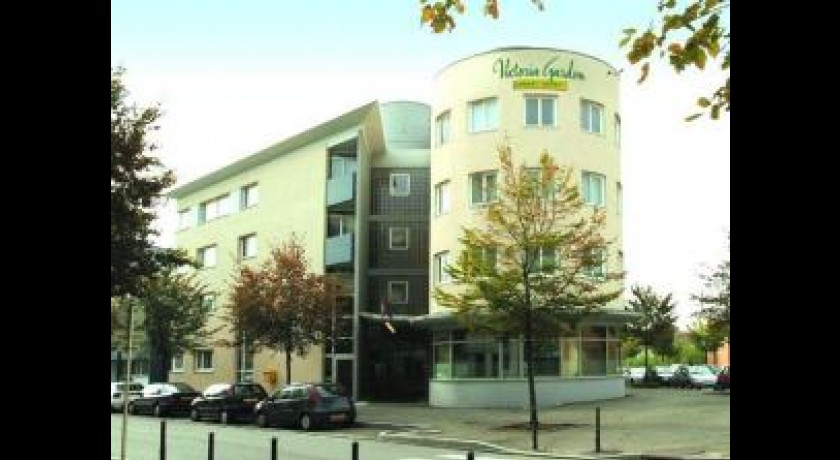appart 39 hotel victoria garden mulhouse. Black Bedroom Furniture Sets. Home Design Ideas