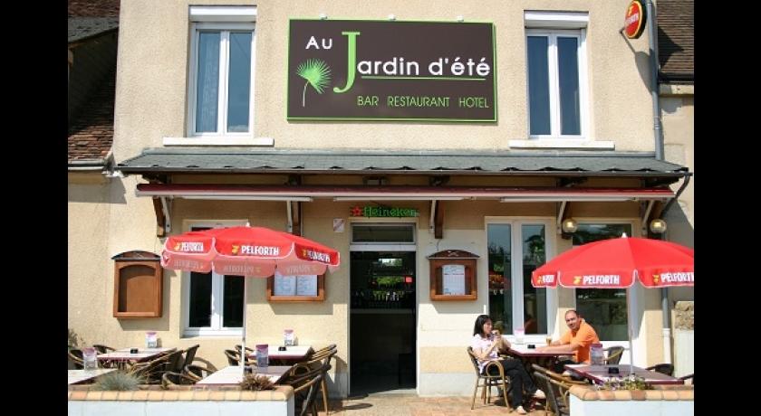 Hotel au jardin d 39 t montgivray for Au jardin guesthouse