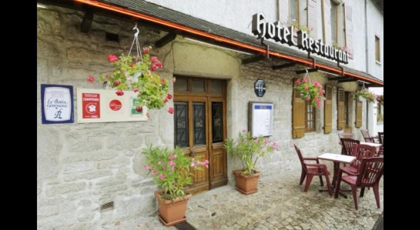 Logis Hotel De La Poste SaintSauvesDAuvergne France