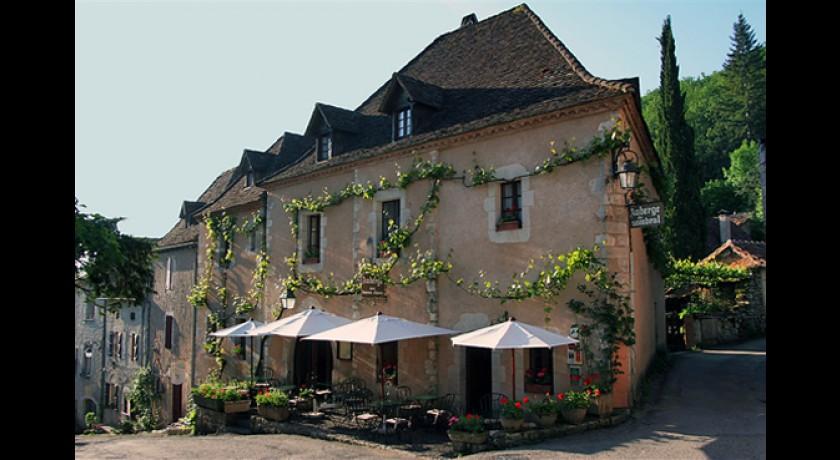 Hotel St Cirq Lapopie France