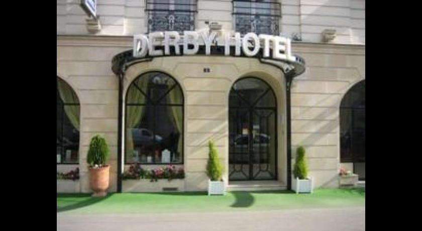 Hotel best western derby eiffel paris for Hotel best western paris