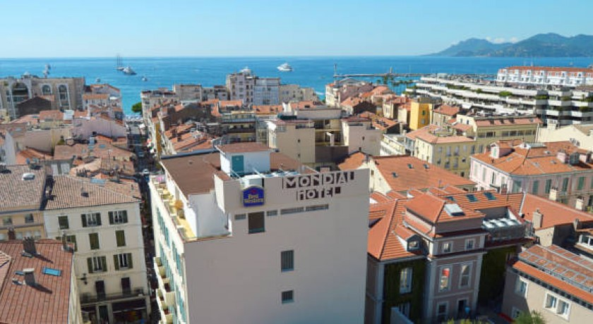 Hotel Best Western Mondial  Cannes