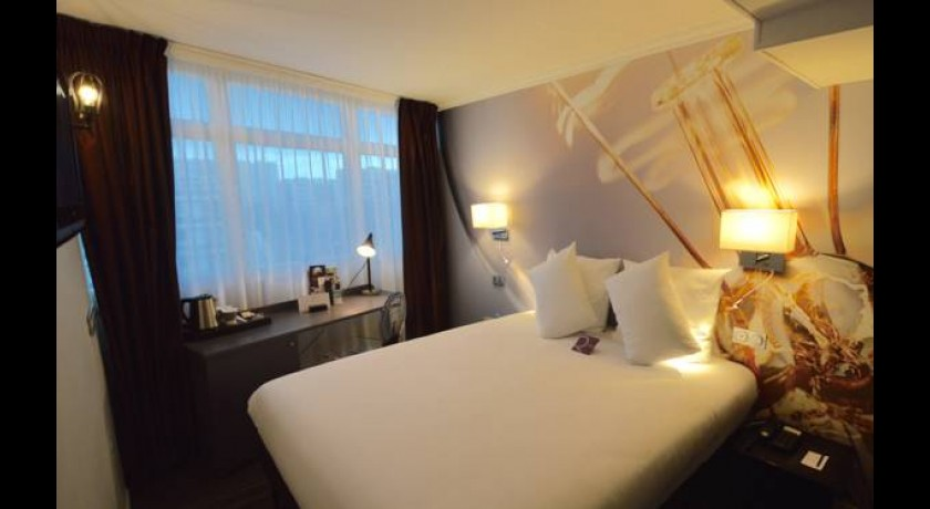 Hotel Best Western Parc Des Expositions  Malakoff
