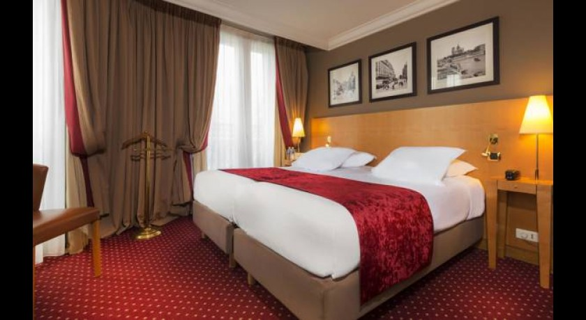 Best Western Premier Hôtel Royal Saint-michel  Paris