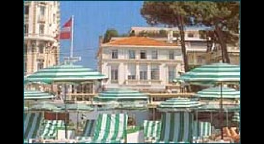 Hotel Bleu Rivage  Cannes