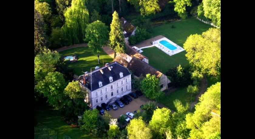 Hotel Chateau De Challanges  Beaune