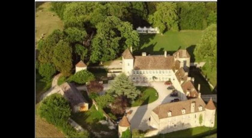 Hotel Chateau De La Berchere Nuits