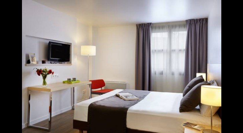 Citadines apart 39 hotel lyon presqu 39 le for Aparthotel lyon