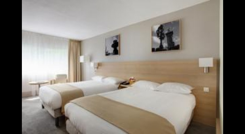 Hotel Country Inn & Suites By Carlson Paris Cdg Airport  Roissy-en-france
