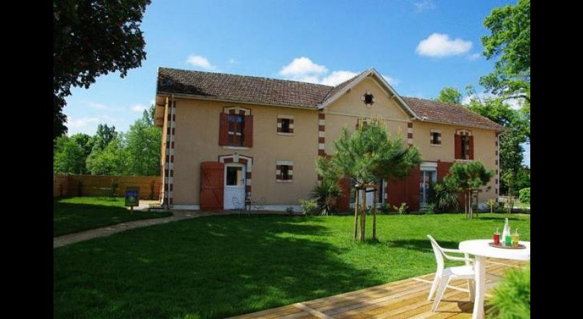 Hotel Ecolodge Segosa  Saint-paul-en-born