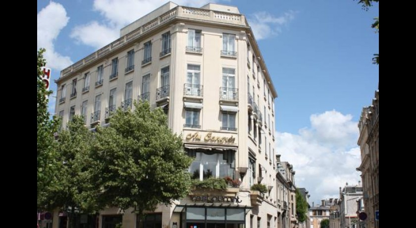 Grand Hotel Du Nord Reims Avis