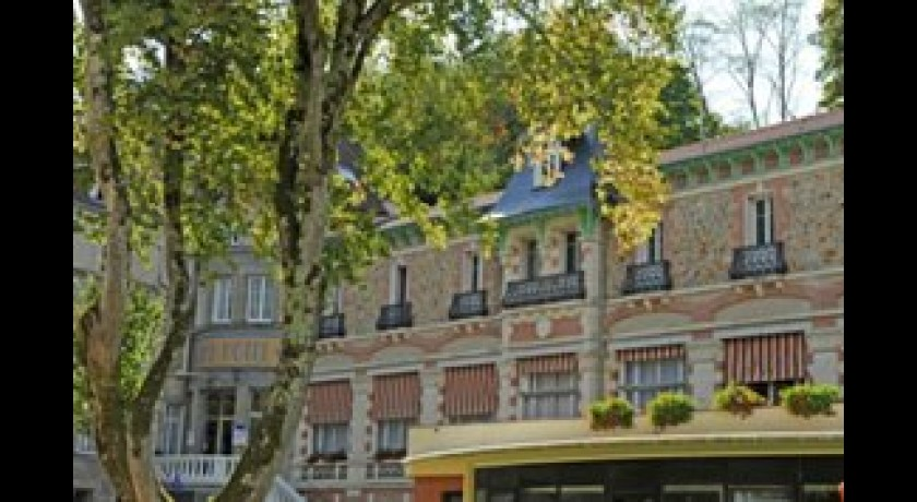 Grand Hotel Thermal  Evaux-les-bains