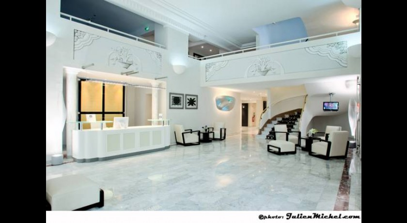Hotel Le Grand Pavois Best Western   Antibes Juan-les-pins