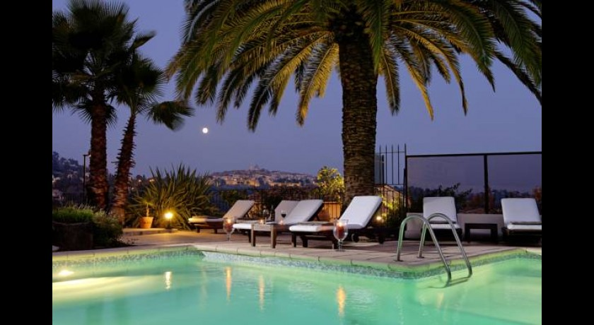 Hotel la grande bastide saint paul - Petit jardin hotel san juan saint paul ...