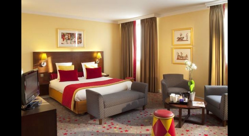 Hotel Holiday Inn At Disneyland Resort Paris  Magny-le-hongre