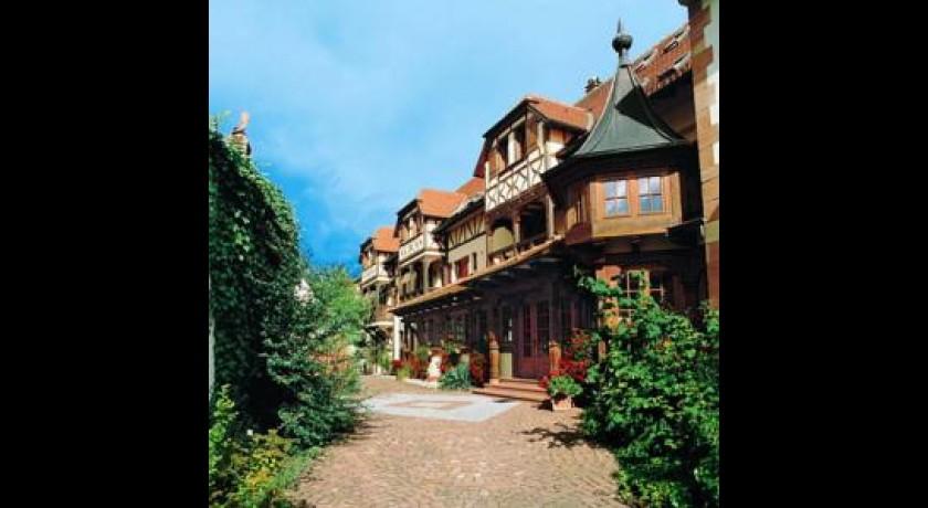 H tel restaurant de la couronne wissembourg for Hotels wissembourg