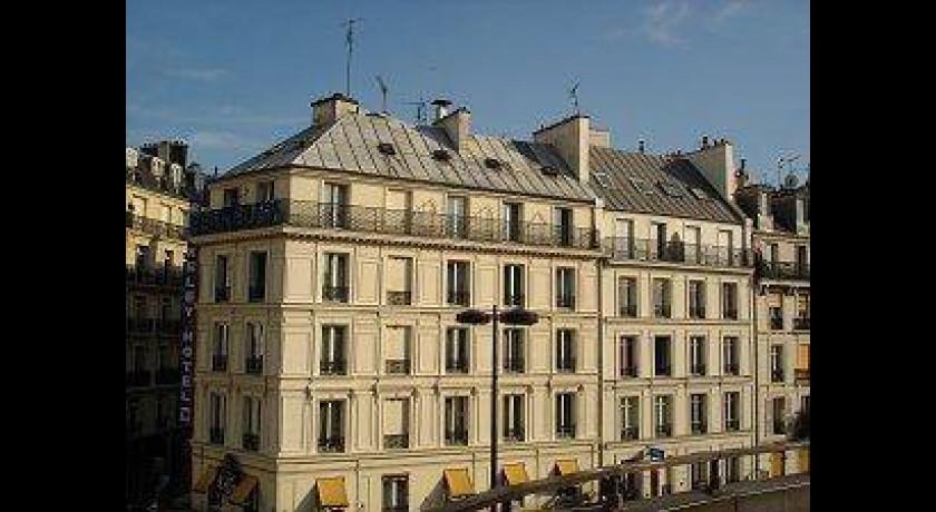 Hotel Bridgestreet Montparnasse Paris