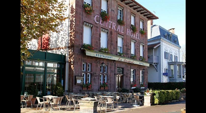 H tel central saint jean pied de port - Hotel des pyrenees saint jean pied de port ...