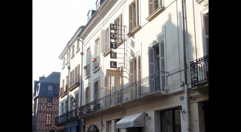 Hotel Colbert Tours France