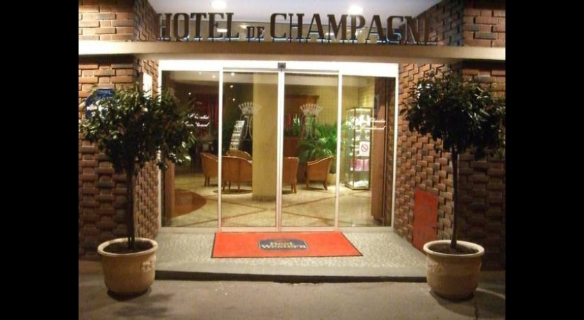 Hotel Le Chapon Fin Epernay