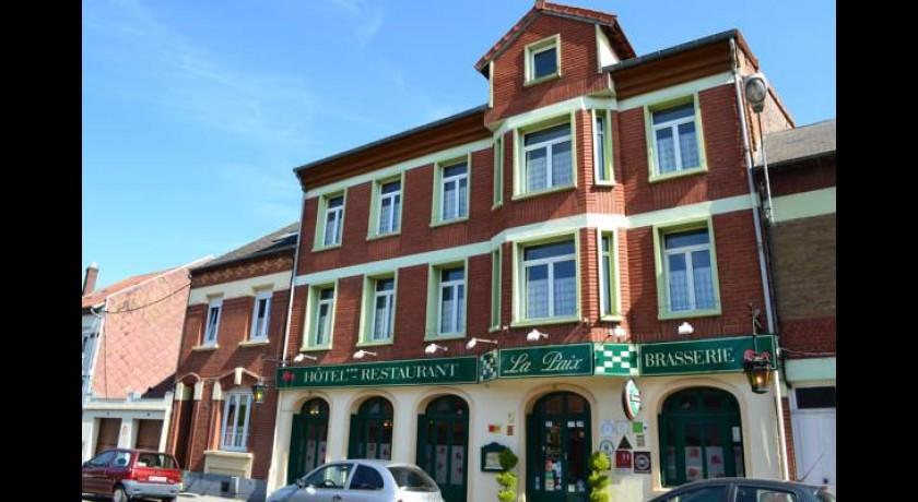 Hotel De La Paix Albert Somme