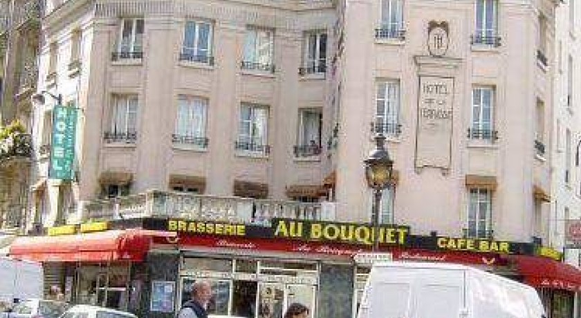 Hotel ibis budget porte de la chapelle paris - Restaurant porte de la chapelle ...