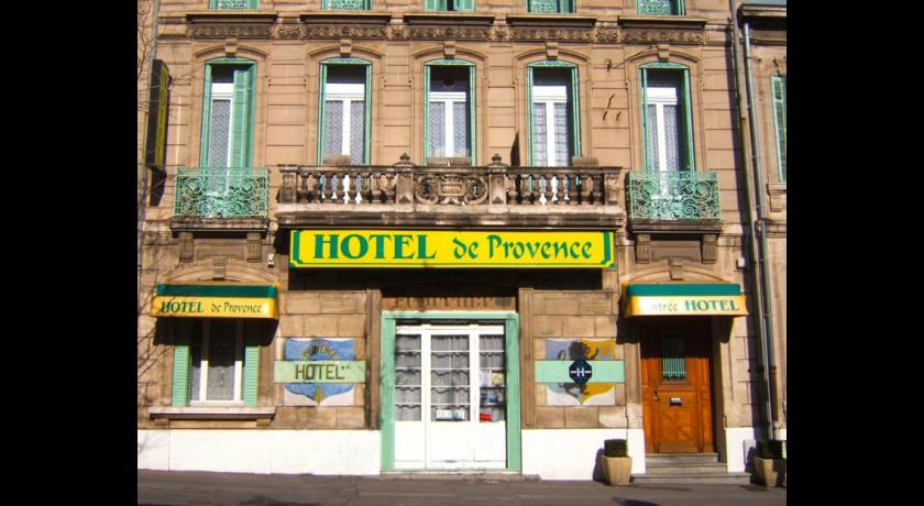 H tel de provence salon de provence for B b hotel salon de provence
