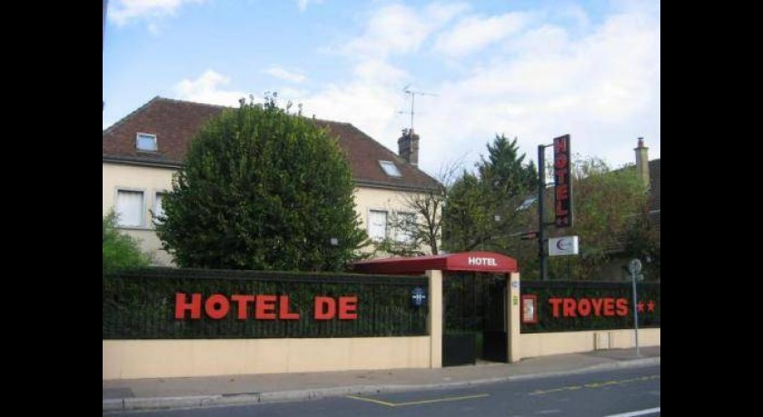 Fasthotel la chapelle saint luc for Hotels troyes
