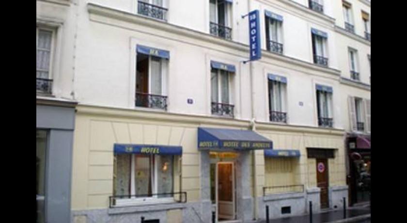 Hotel id al paris for Hotel ideal paris