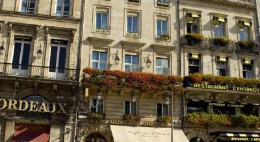 Hotel Les Quatre Soeurs Bordeaux