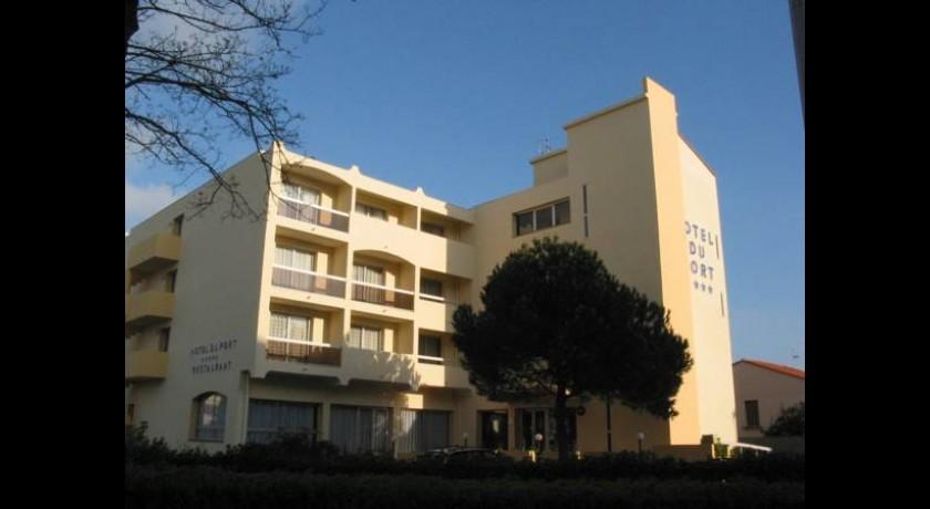 Hotel Du Port Canet En Roussillon France
