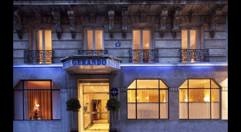 Comfort Inn Saint Pierre Hotel Paris