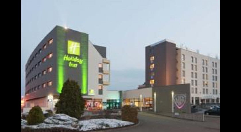 Hôtel Holiday Inn Strasbourg Sud  Illkirch-graffenstaden