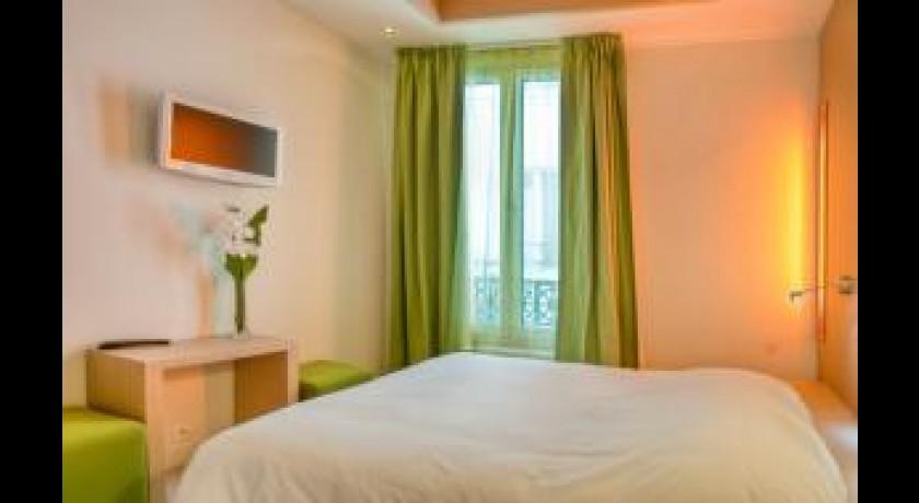 H tel magenta gare de l 39 est paris for Jardins hotel paris