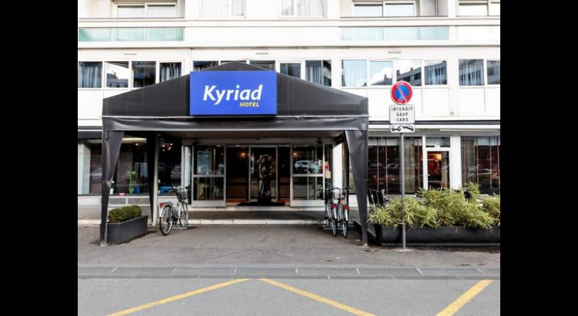 Hotel appart 39 city cap affaires clermont ferrand pasteur for Appart hotel kyriad