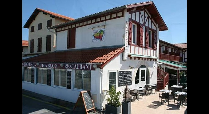 Hotel Restaurant L Uhabia