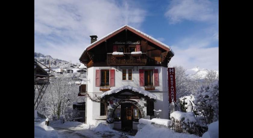 Hotel La Maison Blanche Saint Gervais