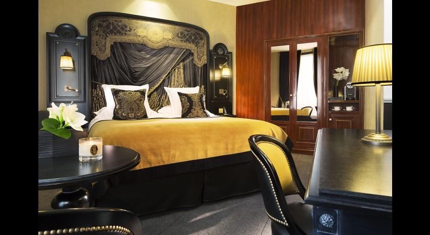 Hotel Chambellan Morgane Paris