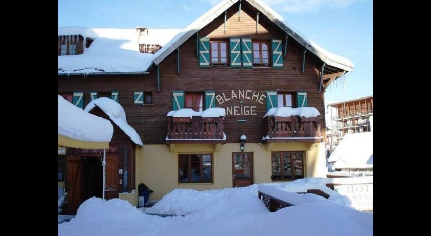 Hotel Le Blanche Neige  Valberg Peone
