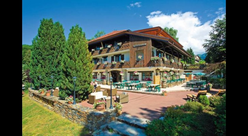H tel au petit bonheur vacheresse - Petit jardin hotel san juan saint paul ...