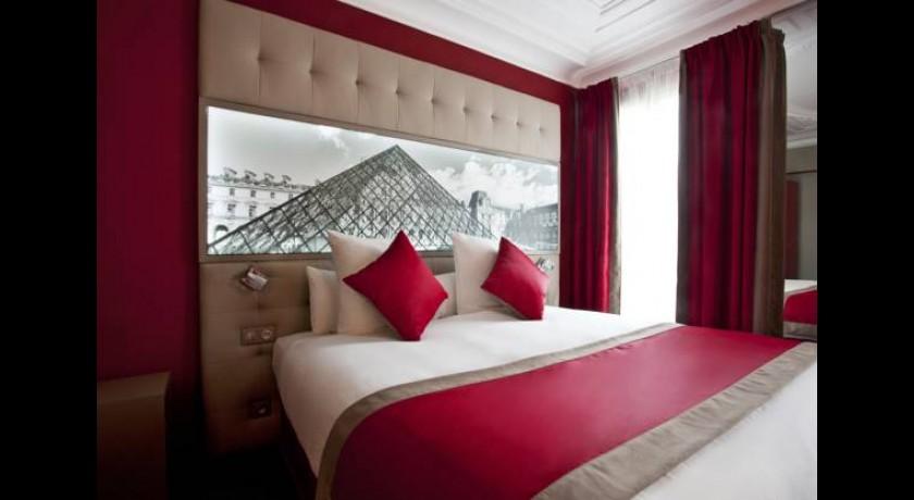 H tel du midi paris - Le nouvel hotel paris ...