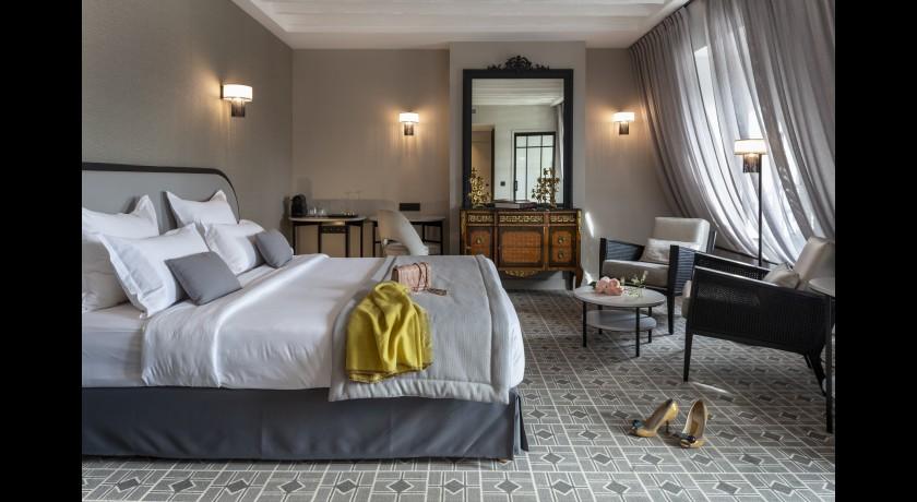 H tel des bains paris for Paris hotel des bains