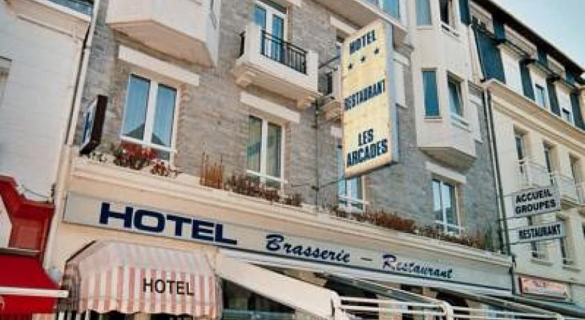 Hotel Saint Cast Le Guildo Les Arcades