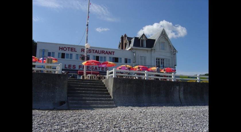 Hotel des bains veulettes sur mer for Hotel des bain