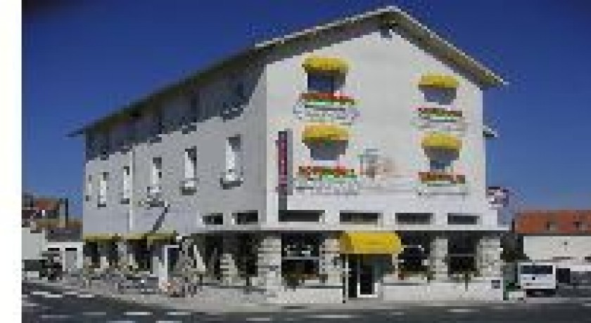 Hotel Les Cleunes St Trojan Les Bains